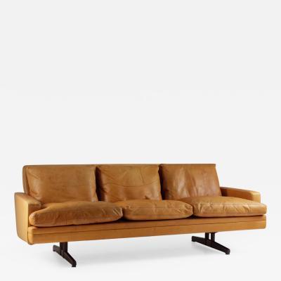 Fredrik Kayser Scandinavian Sofa Modell 807 by Fredrik Kayser for Vatne Lenestolfabrikk A S