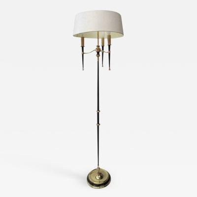 French 1950s Floor Lamp