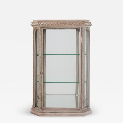 French 19th Century Counter Top Display Cabinet