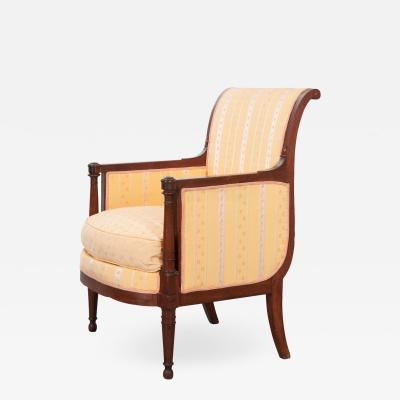 French 19th Century Empire Bergere