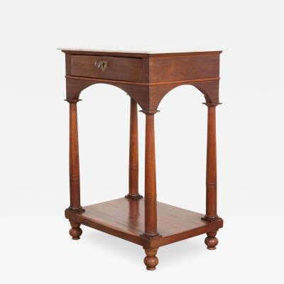 French 19th Century Empire Side Table