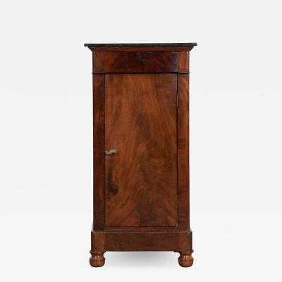 French 19th Century Empire Style Bedside Cabinet