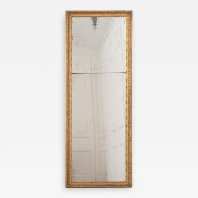 French 19th Century Giltwood Pier Mirror