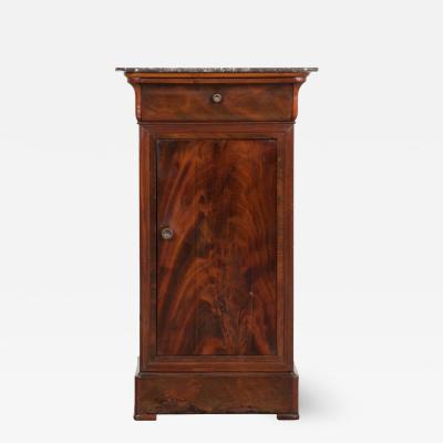 French 19th Century Louis Philippe Bedside Cabinet