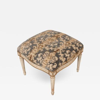 French 19th Century Louis XVI Style Stool