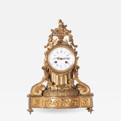 French 19th Century Mantle Clock