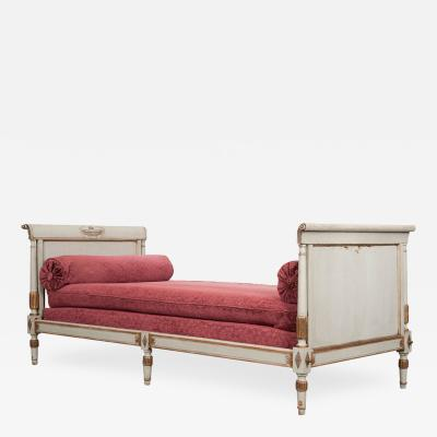 French 19th Century Neoclassical Style Daybed