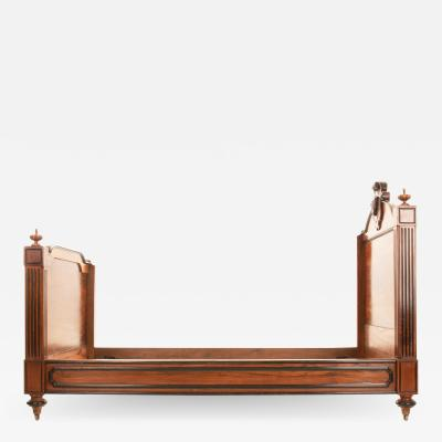 French 19th Century Renaissance Revival Daybed