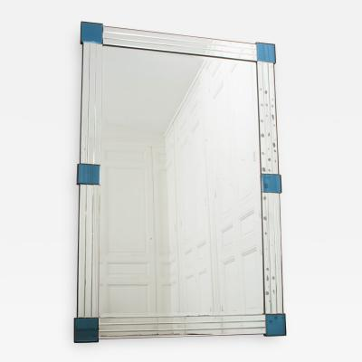 French 20th Century Art Deco Mirror