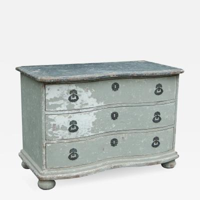 French Bow Front Dresser
