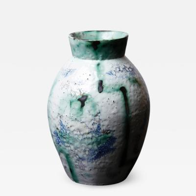 French Ceramic Vase