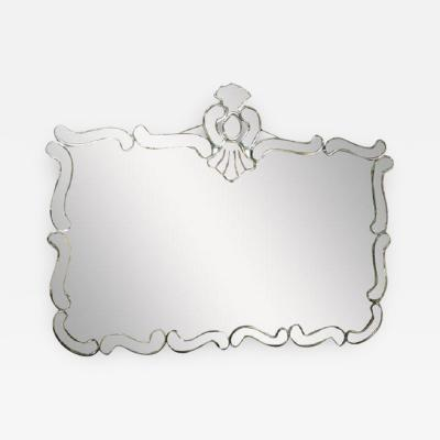 French Deco Mirror