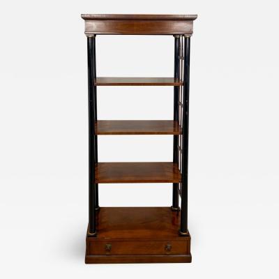 French Empire Style Bookshelf