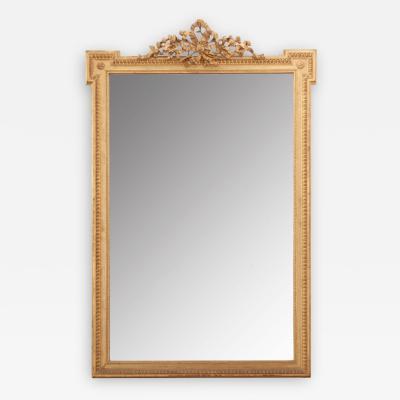 French Gold Gilt Louis XVI Style Mirror