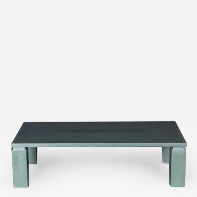 French Lacquer Cocktail Table