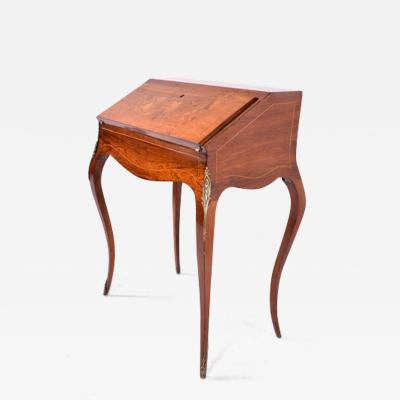 French Louis XV Style Bureau Desk