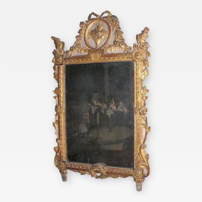 French Louis XVI Period Mirror