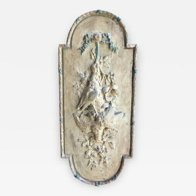 French Louis XVI Trophy Panel