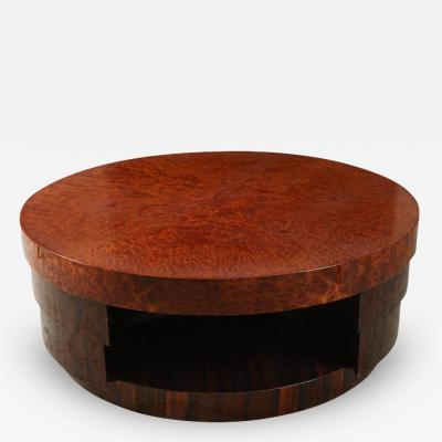 French Modernist Art Deco Coffee Table
