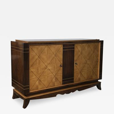 French Modernist Sideboard