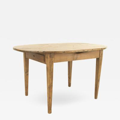 French Provincial Cherrywood Dining Table