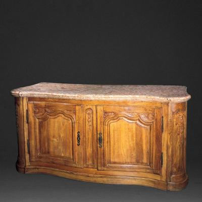 French Regence Period Oak Grand Bahut