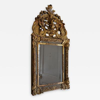 French Regence Pier Mirror