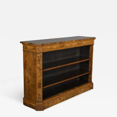 French Restauration Bookcase