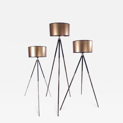 French Telescoping Floor Lamps