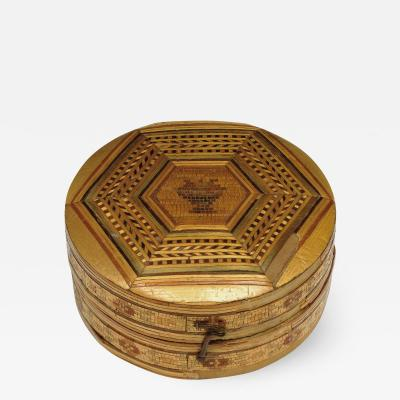 French Trinket Box circa 1780 1790