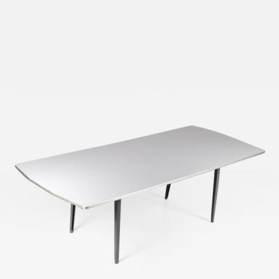 Friso Kramer 1950s Dining Conference Table by Friso Kramer for Ahrend de Cirkel