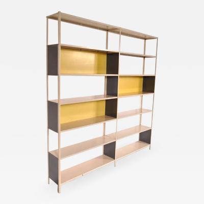 Friso Kramer 1953 Bookcase Cabinet by Friso Kramer for Bijenkorf Asmeta