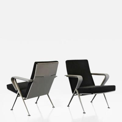 Friso Kramer 1967 Friso Kramer Repose Lounge Chair