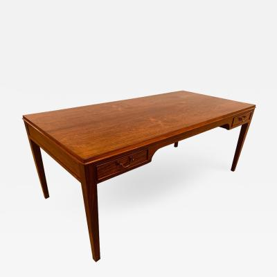 Frits Henningsen 1960s Rosewood Frits Henningsen Danish Coffee Table