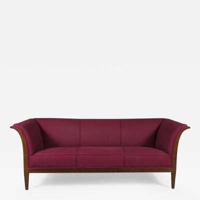 Frits Henningsen Danish Modern Sofa by Frits Henningsen
