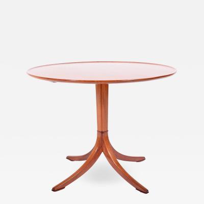 Frits Henningsen Frits Henningsen 1940s Mahogany Ocasional Table