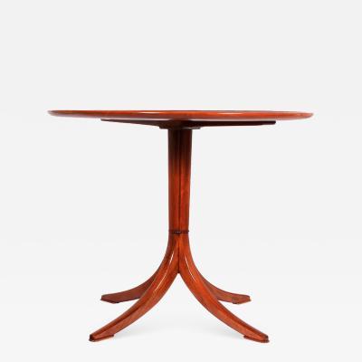 Frits Henningsen Frits Henningsen 1940s Mahogany Occasional Table