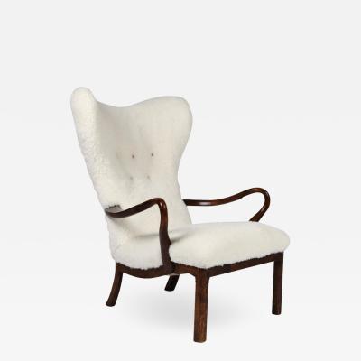Frits Henningsen Frits Henningsen Easy Chair 1930s
