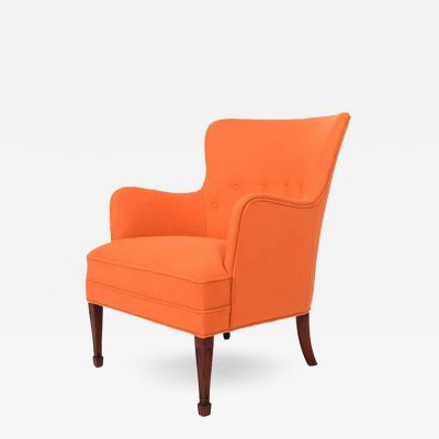 Frits Henningsen Frits Henningsen Easy Chair 1940s