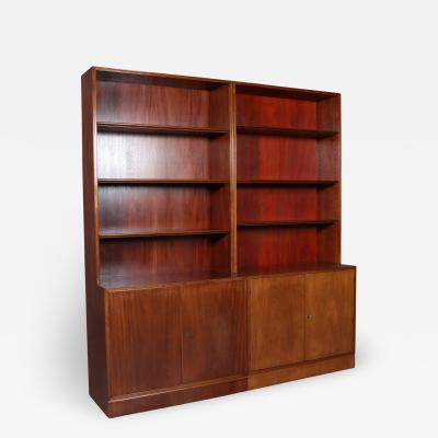 Frits Henningsen Frits Henningsen Pair of shelves mahogany 2