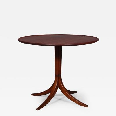 Frits Henningsen Frits Henningsen Round table of Cuba mahogany
