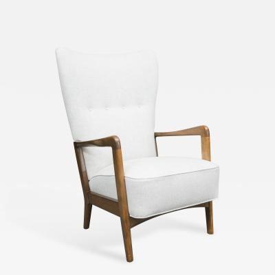 Fritz Hansen Danish Wing Chair for Fritz Hansen