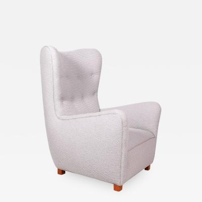 Fritz Hansen Fritz Hansen Easy Chair Model 1672