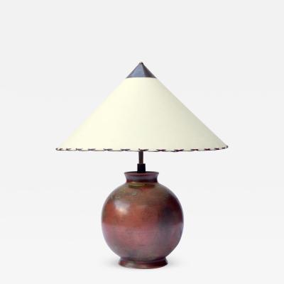 Fritz Haussmann Fritz Haussmann Ceramic Lamp