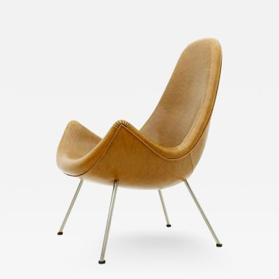 Fritz Neth Lounge Chair by Fritz Neth for Correcta Germany 1950s