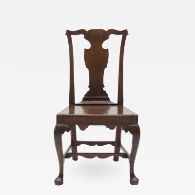 Fruitwood Chippendale Country Chair