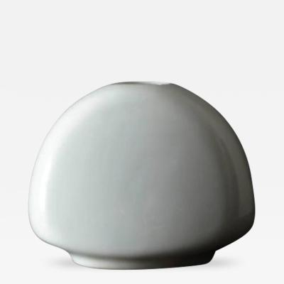 Fu rstenberg Porcelain White Square Porcelain Vase by Fu rstenberg