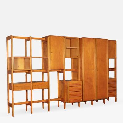 Furniture Beech Veneer Ash Tree Beech 1961 Mario Vender