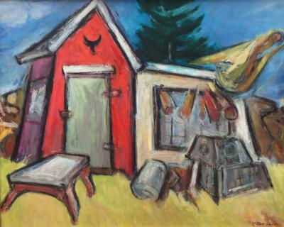 G Ralph Smith The Lobster Shack