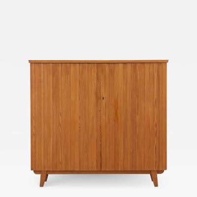 G ran Malmvall Swedish Pine Cabinet by G ran Malmvall for Svensk Fur